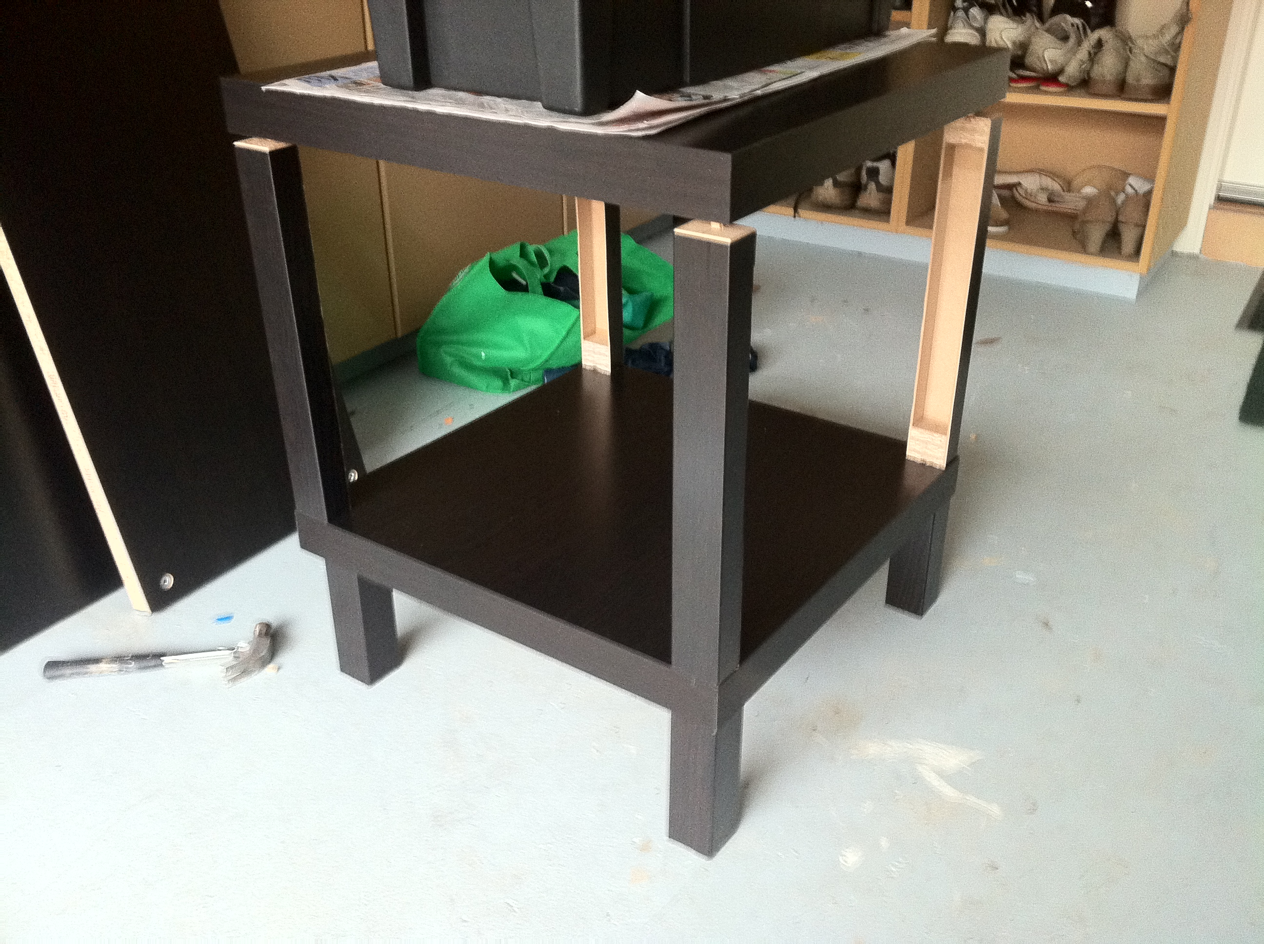 Lack Home Theatre Cabinet Part 1 Born Bred With Technology